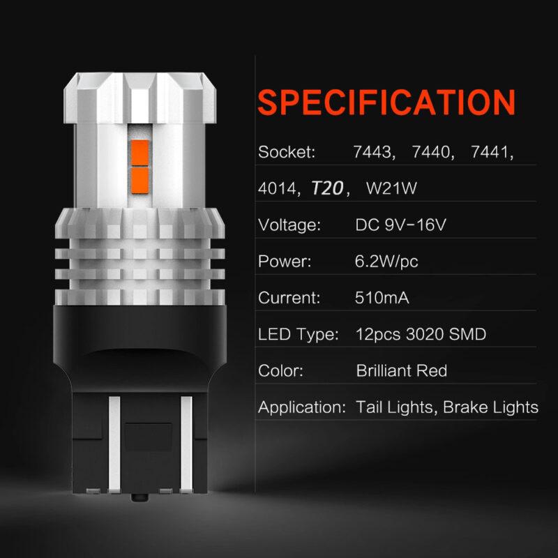 T20 LED Brake Lights