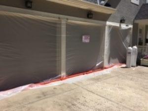 Fumigation bedbugs in KC