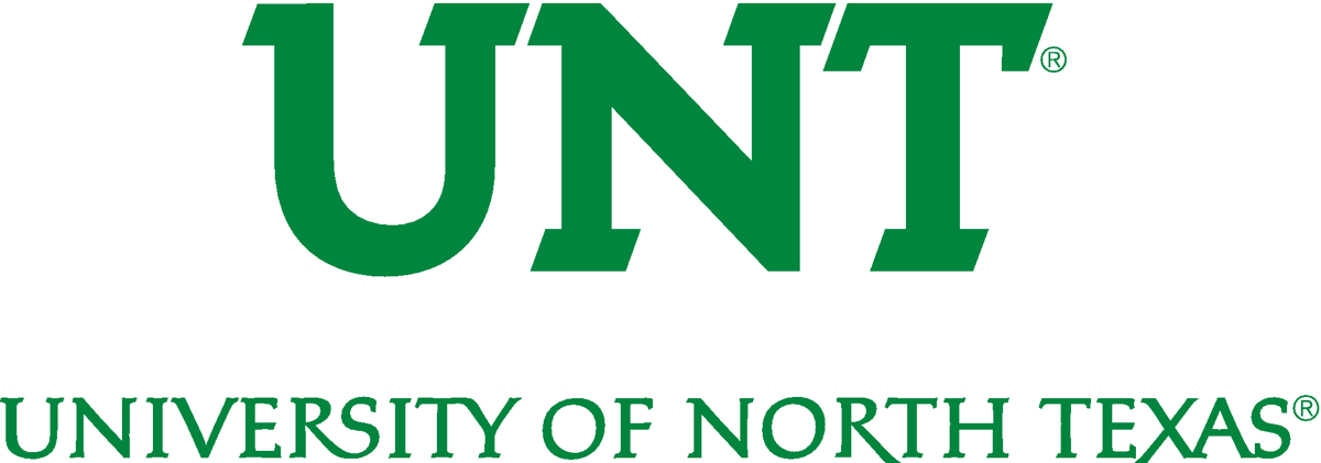 UNT University of North Texas logo