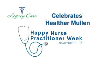 Nurse Practitioner Week – Heather Mullen