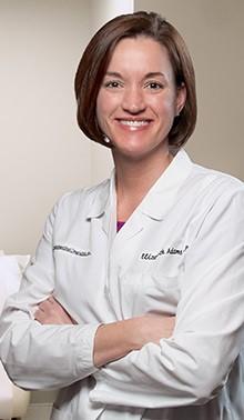 Nurse Practitioner Elizabeth Adams