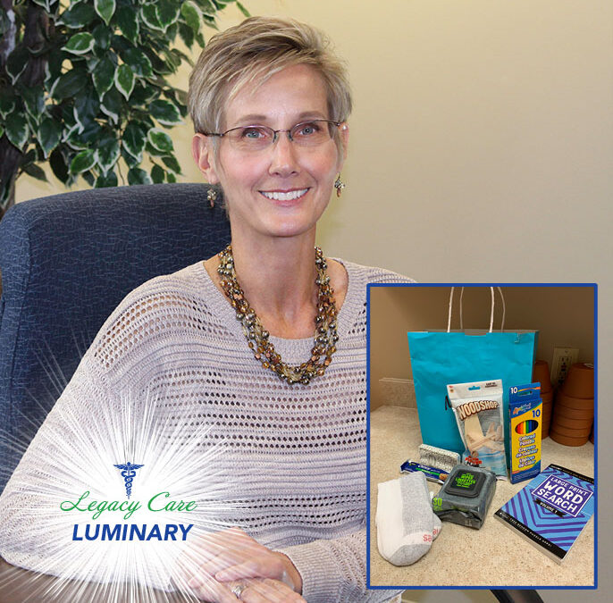 Spreading Light: Nurse Practitioner Creates 30 Goodie Bags for Patients
