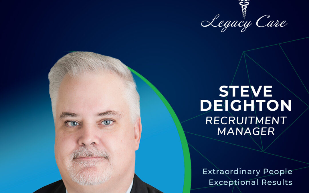 Leadership Promotion for Legacy Care Recruiter