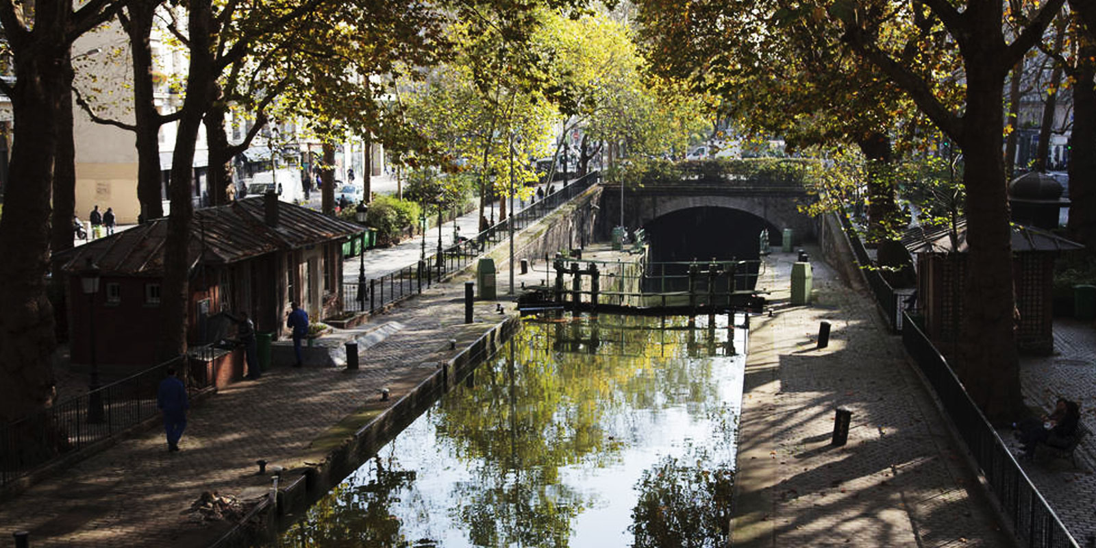 Paris: Treasures of the Canal Saint-Martin