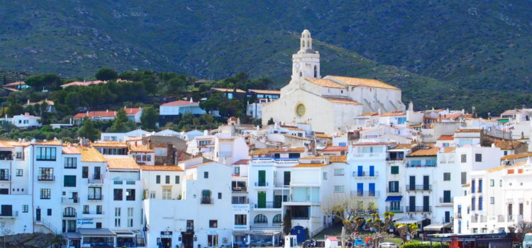 A Visit to Cadeques, Spain
