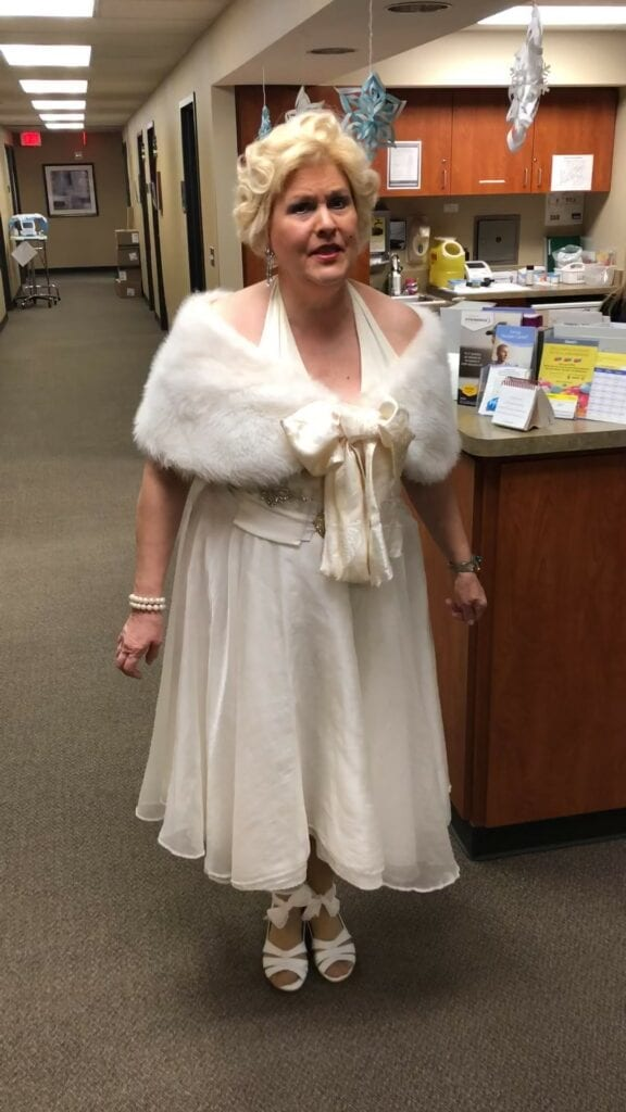 Hire Marilyn Monroe Celebrity Impersonator