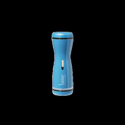 Sablier - Gray Blue Drip Coffee Tumbler