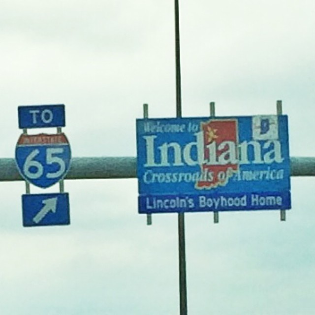 Welcome to #indiana #acrosscountry #driving #danielstravel #family #familytrip #journey #roadtrip #trip #usa