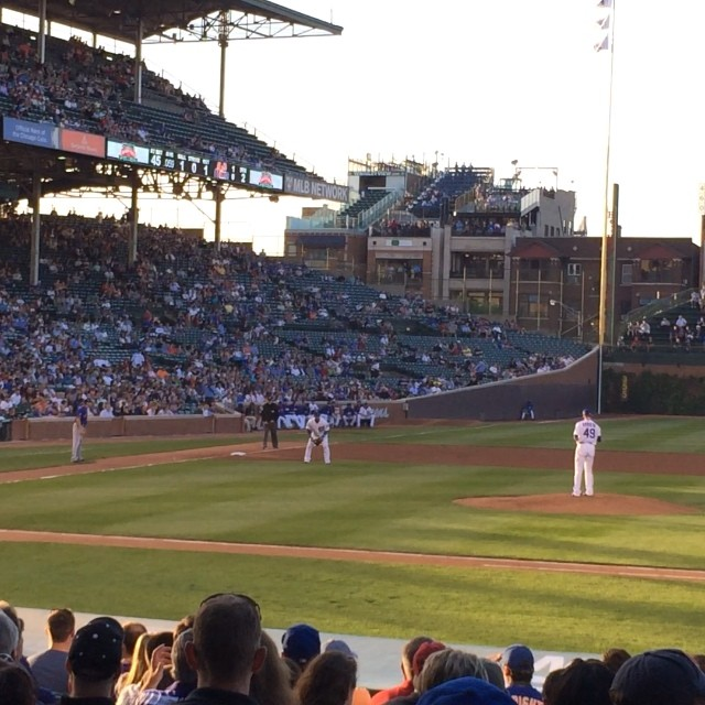 #chicago #cubs #illinois #wrigley