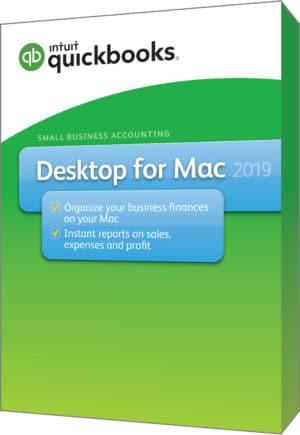 QuickBooks Desktop for Mac 2019