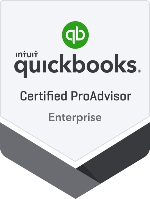 QuickBooks Enterprise Certified