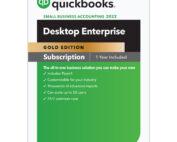 QuickBooks Enterprise Gold 2022