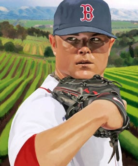 Jon Lester of the Boston Red Sox Used for Charity Wines: CabernAce