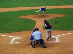 Jason Kurtz delivers for the Boston Royals