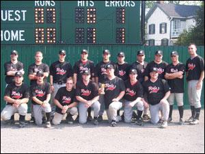 2006 Brockton Reds