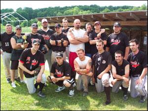 2007 Champion Brockton Reds