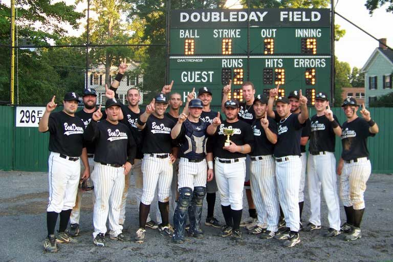 2012 Cooperstown Classic Champions: Ben's Dream White Sox