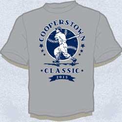 2015 Cooperstown Tee Shirt