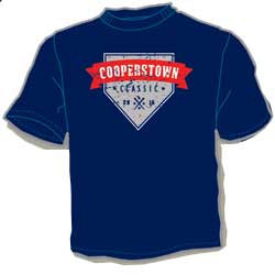 2016 Cooperstown Tee Shirt