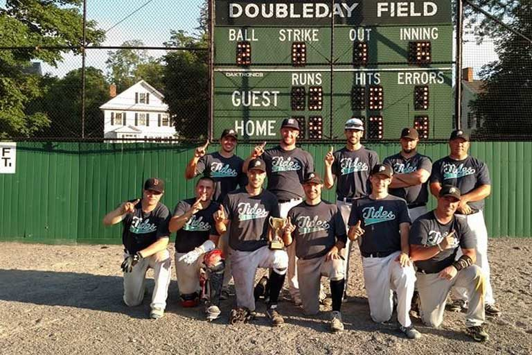 2016 Cooperstown Classic Champions: Boston Tides