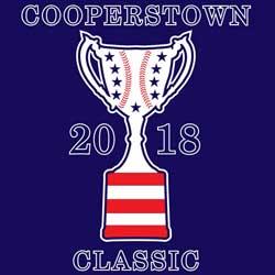 2018 Cooperstown Tee Shirt