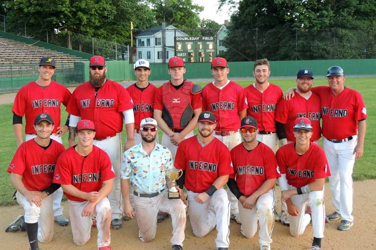 2018 Cooperstown Classic Champions: 716 Highlanders/Inferno