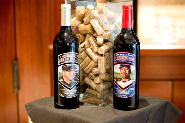 Mark Buehrle & Derrek Lee Charity Wines