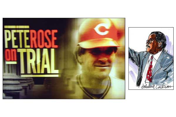 Pete Rose on Trial