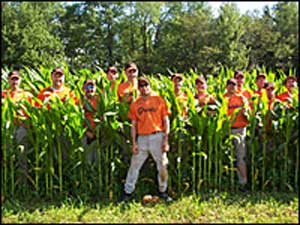 Wellesley Orioles emerge from Beaver Valley corn