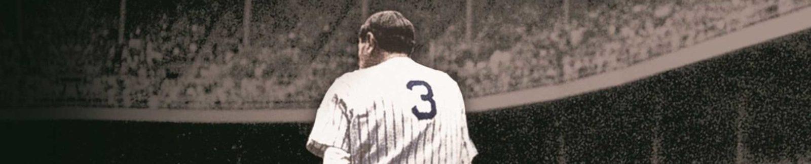 Baseball: A Film by Ken Burns header