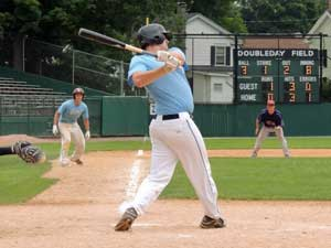 Garden City Grays batter