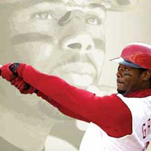 Ken Griffey, Jr. art