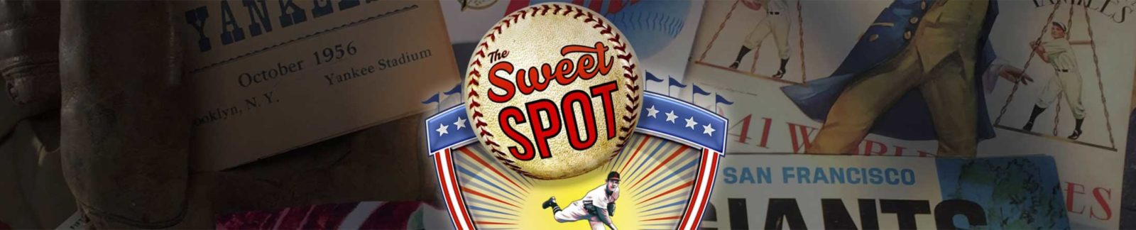 The Sweet Spot - Baseball documentary header