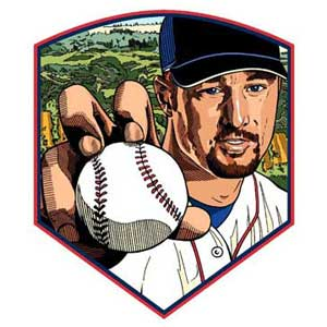 Tim Wakefield art