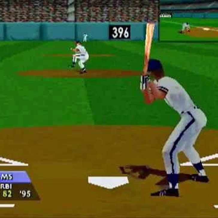 3D Baseball Screenshot