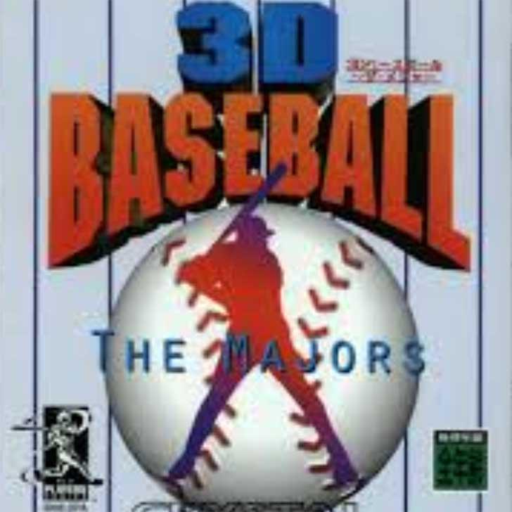 3D Baseball: The Majors