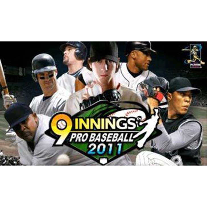9 Innings Pro Baseball 2011