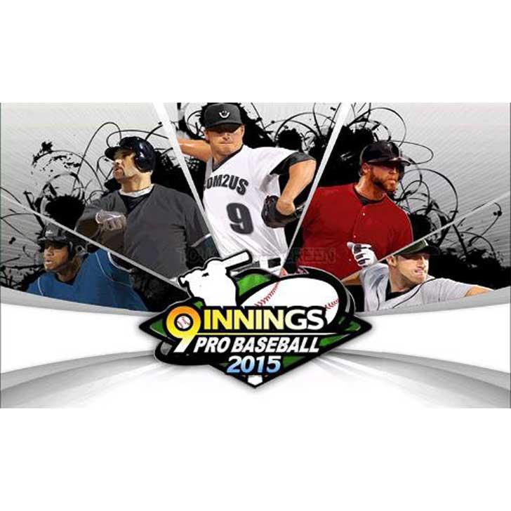9 Innings Pro Baseball 2015