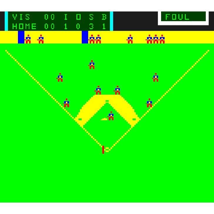 Baseball Screenshot (APF Imagination Machine)