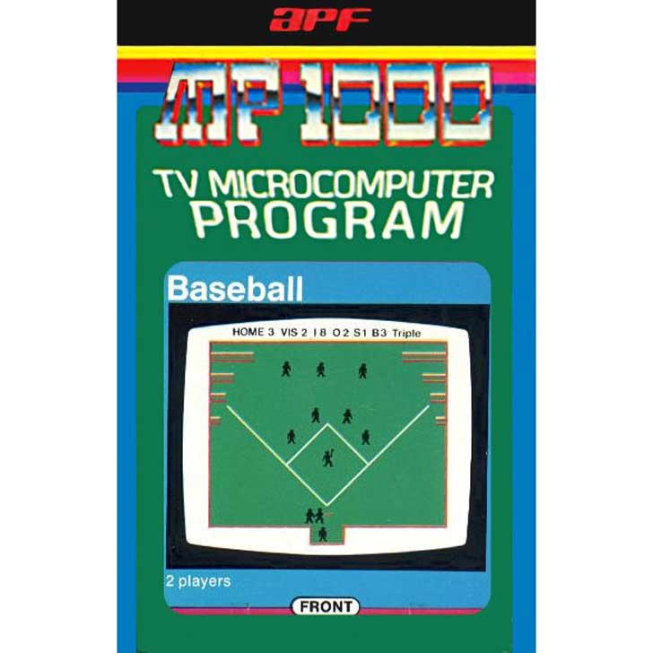 Baseball (APF Imagination Machine)