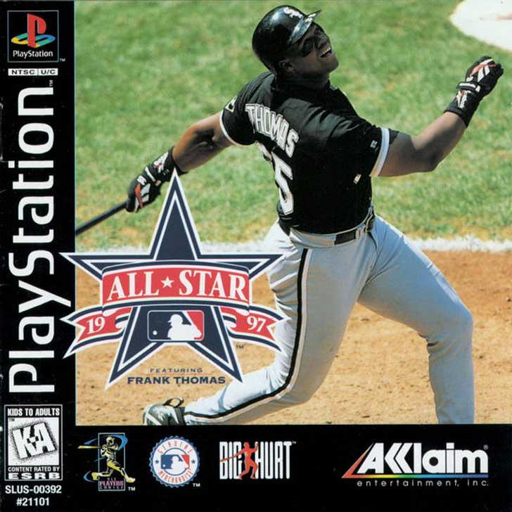 All-Star Baseball 1997