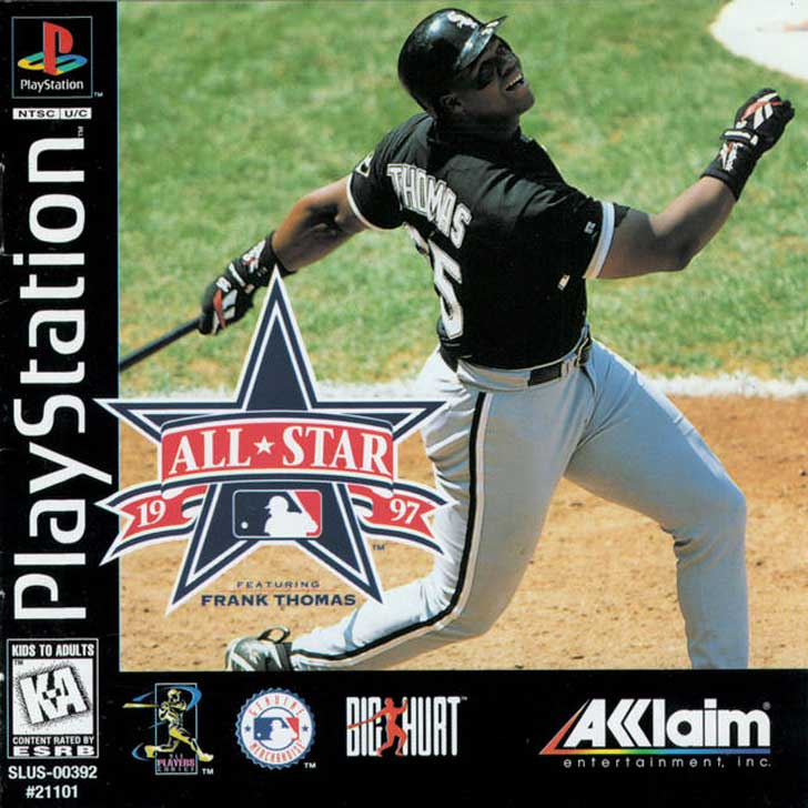 All-Star Baseball 1997
