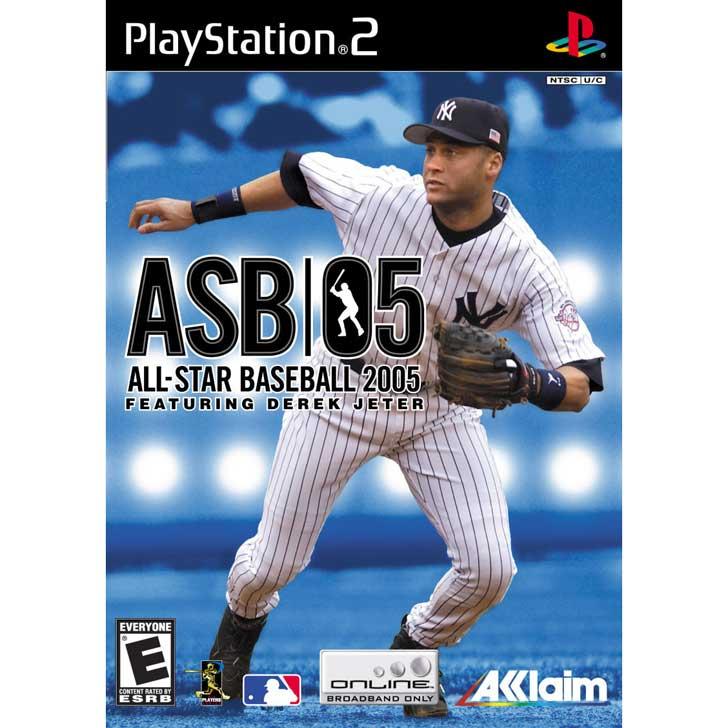 All-Star Baseball 2005 (ASB 05)