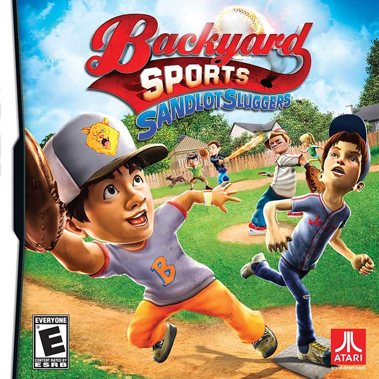 Backyard Sports, 2010 Sandlot Sluggers