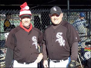 """James """"Santa"""" Barnes and Smokey Moore"""