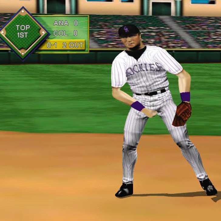 Baseball 2000 - screenshot