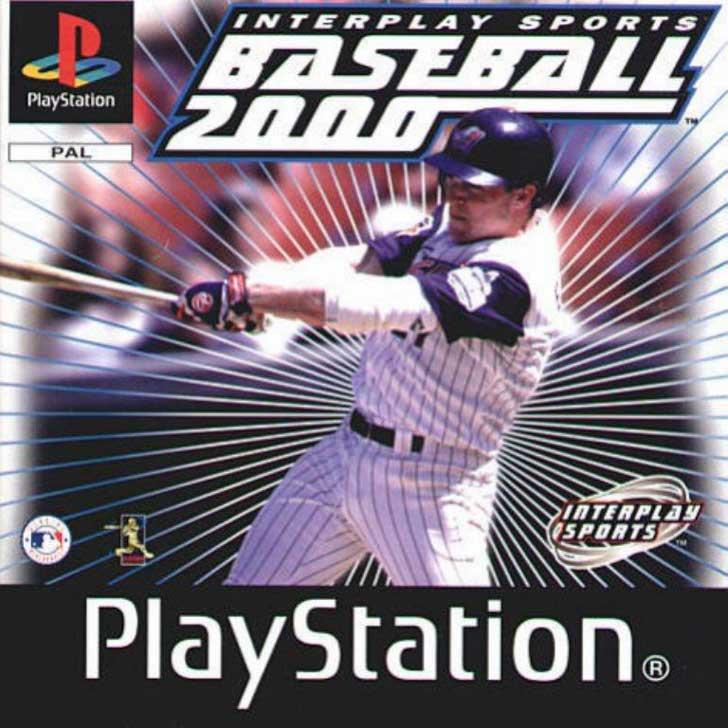 Baseball 2000 by Interplay