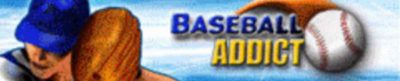 Baseball Addict by JAMDAT - header