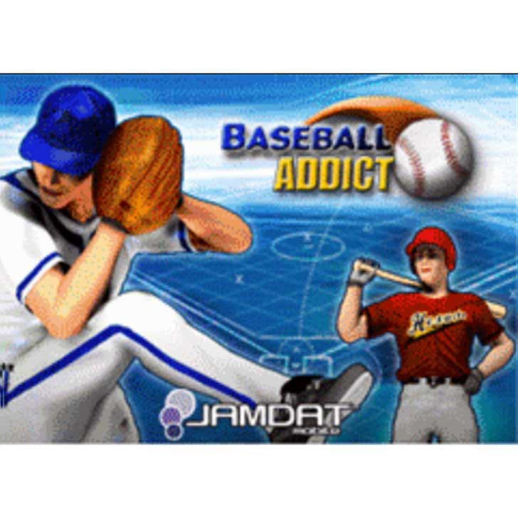 Baseball Addict by JAMDAT