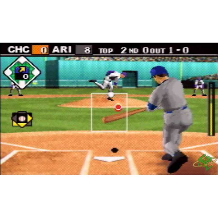 Baseball Advance for Game Boy Screenshot
